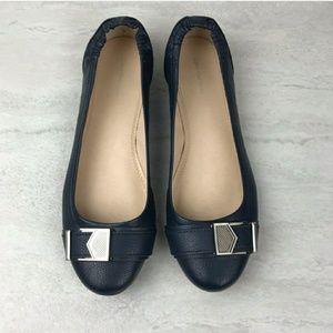 Calvin Klein Ballet Flats Size 9